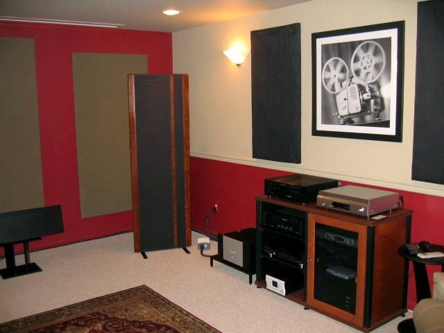 Davidmag S Magnepan Room System